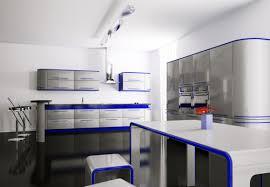 Furniture Design For Kitchen Blue Furniture Design For Kitchen Download 3d House