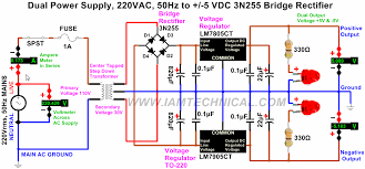 htc desire v circuit diagram the wiring diagram dual regulated power supply 220vac 50hz to 5vdc voltage