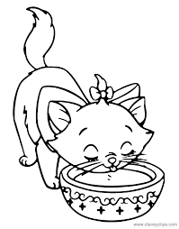 The Aristocats Coloring Pages Auto Electrical Wiring Diagram