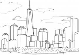 Small Picture New York Coloring pages for adults JustColor