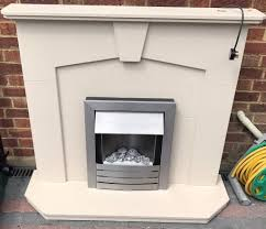 All In One Fireplace And Heater In East London London Gumtree Inside All In  One Fireplace