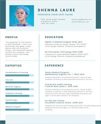 Nursing Curriculum Vitae Template Inspiration 28 Nursing Curriculum Vitae Templates Free Word PDF Format