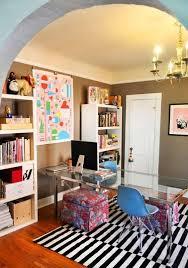 colorful home office. Colorful Home Office Decor Ideas In Seven Colors