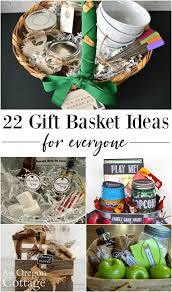 A coffee gift basket or sampler pack is a great gift idea for coffee lovers anytime. 22 Diy Gift Basket Ideas For Everyone An Oregon Cottage