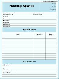 Microsoft Office Agenda Template Ms Office Meeting Agenda Template Awesome Microsoft Office