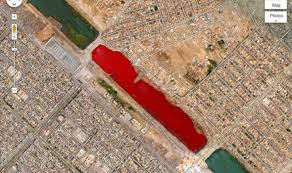 top 20 weird places on google earth