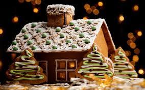 gingerbread house wallpaper. Wonderful Wallpaper Wide  Throughout Gingerbread House Wallpaper T