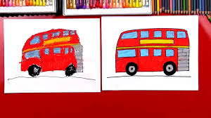 bus drawing for kids. Delighful Kids Throughout Bus Drawing For Kids
