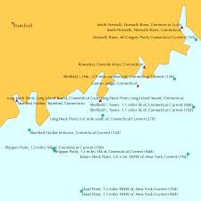 Long Neck Point Long Island Sound Connecticut Sub Tide Chart