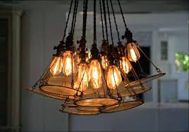 chandeliers rustic metal chandelier globe and wood lights sphere light shell electro bp barn rustic metal