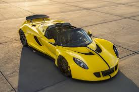 Small Picture Hennessey Venom GT Spyder is the Worlds Fastest Convertible