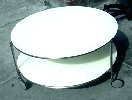 round coffee table with wheels casters b s caster coffe coffee table with casters