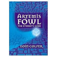 artemis fowl the eternity code book 3 by eoin colfer scholastic edition euc