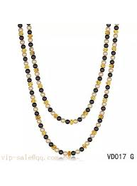 louis vuitton jewelry. louis vuitton black and white pearls long necklace jewelry