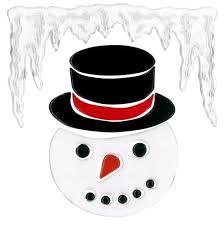 Magicgel Fensterbilder Weihnachten Frosty 24 X 24 Cm Fensterdeko Für Das Basteln Mit Kindern