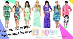 Lularoe Disney Patterns Beauteous LuLaRoe Disney Style A Review And Giveaway WDW Hints