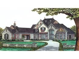 european house plan front image 036d 0196 house planore