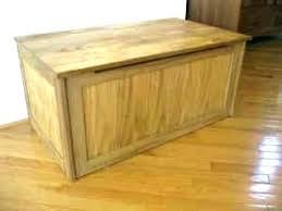 large wood box wooden storage boxes solid toy or with hinged lid whole