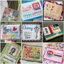 Quilt Guild Name Tag | Quilts | Pinterest | Patchwork patterns ... & Quilted Name Tags for Guilds Adamdwight.com