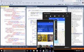 Xamarin Forms Designer Visual Studio Setting Up Visual Studio 2017 For Xamarin Development