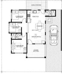 4 bedroom house plans with double garage south africa unique small house design in pact 4