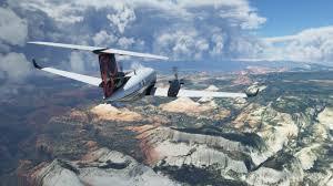 pc run microsoft flight simulator