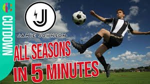 Jamie Johnson IN FIVE MINUTES! - YouTube