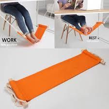fuut foot hammock lovely the desk leg footrest for desk leg rest under desk india pattern