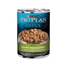 Purina Light And Healthy Dog Food Recall Purina Pro Plan Weight Management Adult Dog Food Size 13 Oz