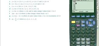 solution to system of equations calculator math how to use a calculator to graph linear equations