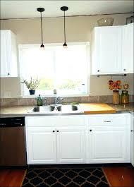 lighting above kitchen sink. Pendant Light Over Kitchen Sink Idea The Lights Lighting Above