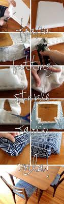 restoring furniture ideas. Before And After DIY Reupholstering Furniture Ideas (1) Restoring E
