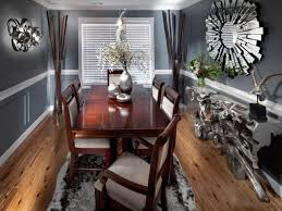 Transitional Dining Room Tables Clark Rs Natasha Eustache Garner Gray Transitional Dining Room
