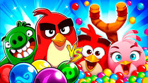 Angry Birds POP 2 vs Angry Birds POP 1 Gameplay FHD (Android/iOS) - YouTube
