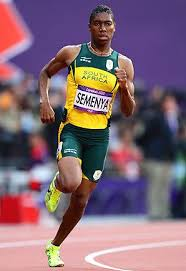 caster semenya feminine. london -- at this olympics, there have been riveting stories of a table tennis player with no right hand, double-amputee sprinter, an eight-months caster semenya feminine v
