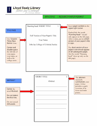 006 Format For Research Paper Apa Style Fotolipcom Rich Image And