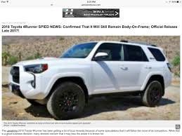 Are we sure no redesign until 2018 model? - Page 44 - Toyota ...