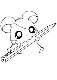 301 Best Hamtaro Coloring Pages Images In 2019 Coloring Books