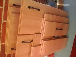 Bq It Kitchen Doors Kitchen Cupboard Doors Bq Sandford Cherry Range In Poole