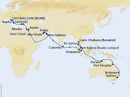 46 night four continents grand adventure cruise