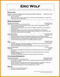 Volunteer Experience On Resume Examples Best Of Un Volunteer Sample