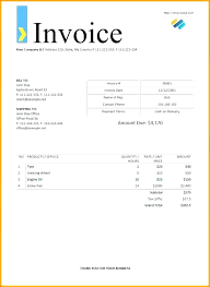Cash Simple Receipt Template Invoice Format In Word Top 4 Layouts