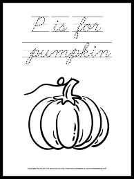 We cater for all sorts of interests. Free Letter P Is For Pumpkin Coloring Page The Art Kit