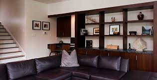 impressive custom cabinets living room intended wood built in for modern style the tradesman