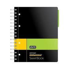 """<b>Бизнес</b>-<b>тетрадь</b> """"<b>Smartbook</b>"""" А5, 120 листов, в клетку, желто ..."""