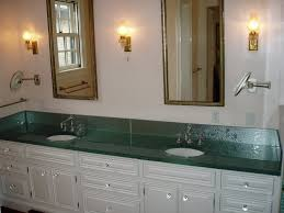 fusion glass countertop for bathroom vanity