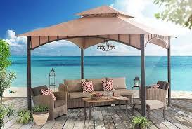 summer breeze sunjoy best pop up gazebo review