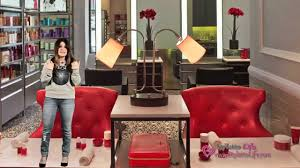 Ashlee White Spa Week 2014 The Red Door Spa - YouTube