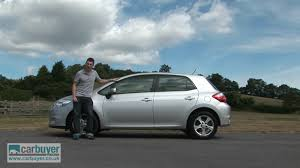 Toyota Auris hatchback (2007-2012) review | Carbuyer
