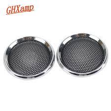 GHXAMP <b>2PCS 1 inch</b> 36MM <b>Mini</b> Speaker Grill mesh car Protective ...
